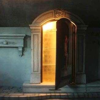 Ancient Column Closet