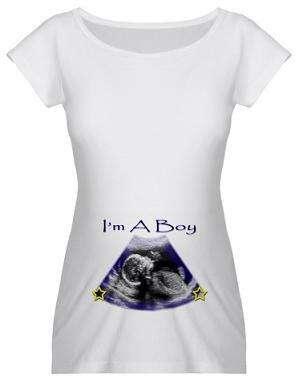 Ultrasound Maternity Shirts