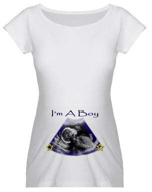 Ultrasound Maternity Shirts