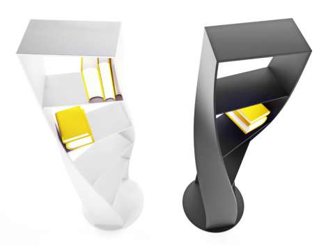DNA-Inspired Furniture