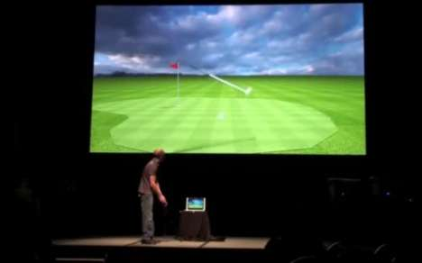 Motion-Sensitive Gaming of the Future - Sixense TrueMotion 3D