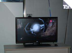 3D Televisions - LG 3Dmonitor and TV by 2009