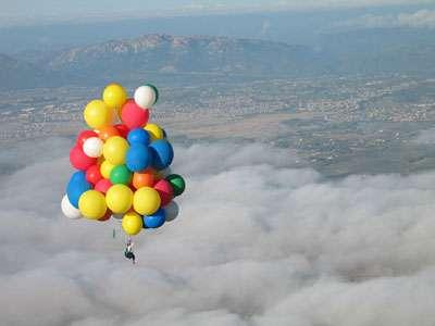 Freestyle Airborne Film Directing