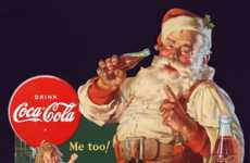 Beards as Christmas Metaphors - Coca Cola's Hobo Holiday Ads