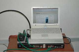 Portable Internet Access