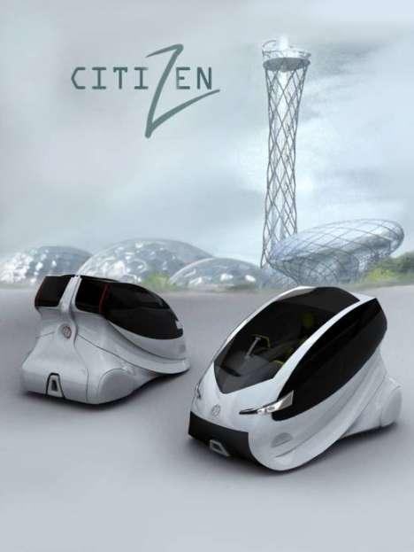 Aerodynamic Micro Cars