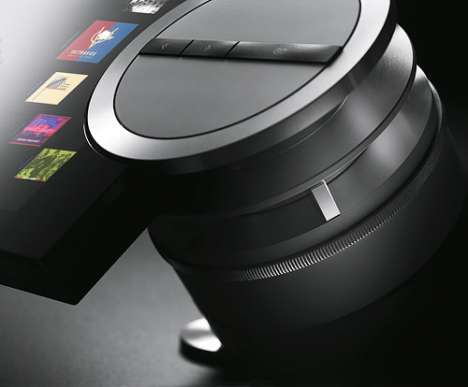 Designer Digital Jukeboxes