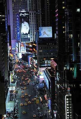 Gargantuan Holiday Billboards