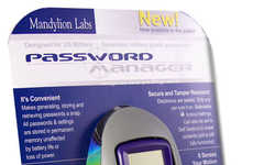 Military Grade Password Managers - The Mandylion