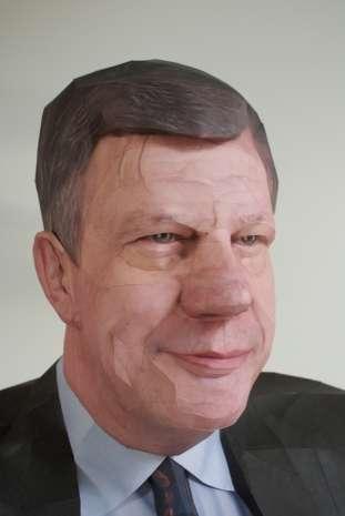 Paper Art Politicians