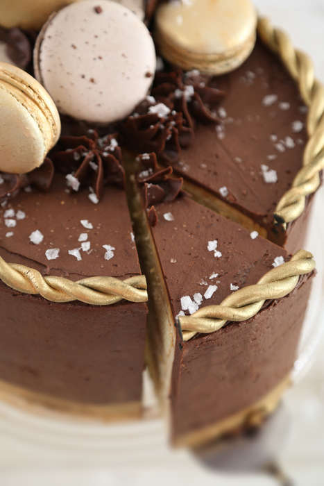 Double-Frosted Desserts