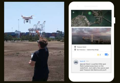 3D Drone-Mapping Apps
