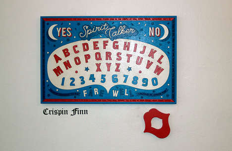 Artist-Designed Spirit Boards