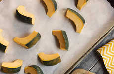 Indian Squash Wedges