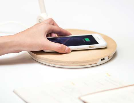 Apple-Compatible Wireless Chargers