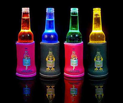 Illuminated Drink Holders