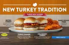 Seasonal Turkey Sliders