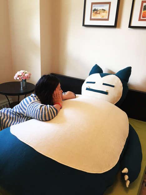 Oversized Anime Furniture