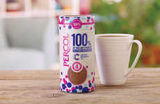 Cancer-Fighting Instant Coffees