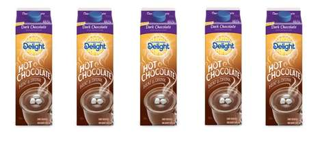 Chilled Cocoa Drinks
