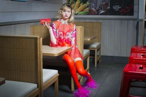 Fast Food Fashion Collections - This Company Created a Clothing Line to Promote Its New Menu Item