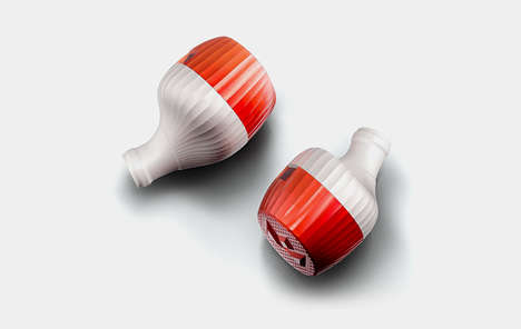 Futuristic Ear Monitors