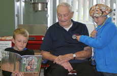 Elderly Bonding Initiatives - The 'Grandbuddy' Program Socializes Seniors and Kids