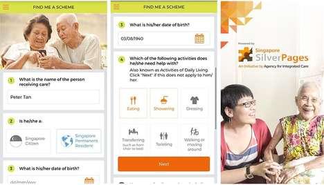 Elderly Care Apps