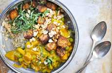 Spiced Pumpkin Curries