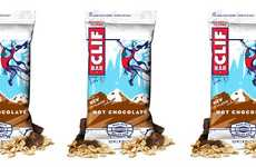 Hot Chocolate Energy Bars - This Energy-Boosting Snack Bar is Now Available in a Festive Flavor