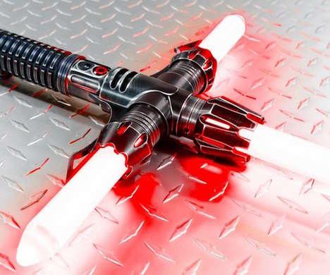 Sci-Fi Tri-Blade Toys
