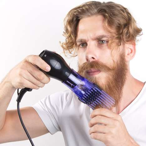 Facial Hair Grooming Gadgets - The Xculpter Hair & Beard Sculptor Makes Beautiful Hair Simple