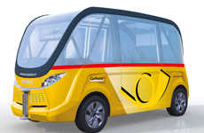 Driverless Shuttle Buses - 'BestMile' Buses are Designed to Take Passengers to Their Doorsteps