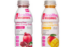 Anti-Nausea Maternity Drinks - Healthy Mama's 'Boost It Up!' is a Morning Sickness Solution