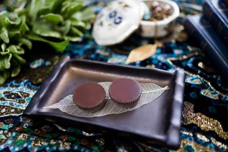 Gourmet Superfood Chocolates - These Herbed Healthy Chocolates Enhance Beauty, Energy & Tranquility