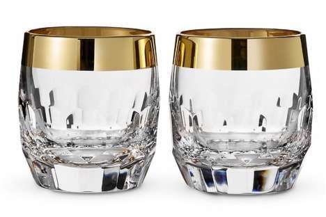 Retro Crystal Glassware