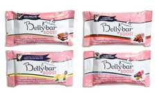 Prenatal Nutrition Bars - Bellybar Snacks Indulge Cravings and Satisfy Expectant Mothers