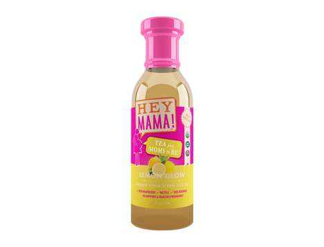 Prenatal Iced Teas - Hey Mama! Makes Prenatal and Postnatal Iced Tea for Women