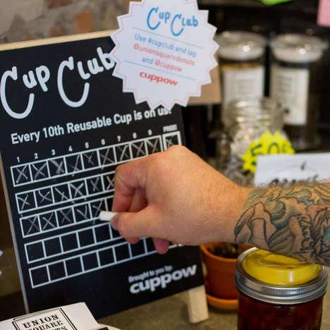 Reusable Cup Reward Programs