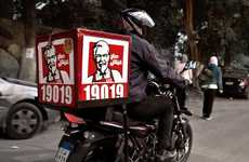Fried Chicken Delivery Services - KFC and DoorDash Have Partnered for Delivery in California