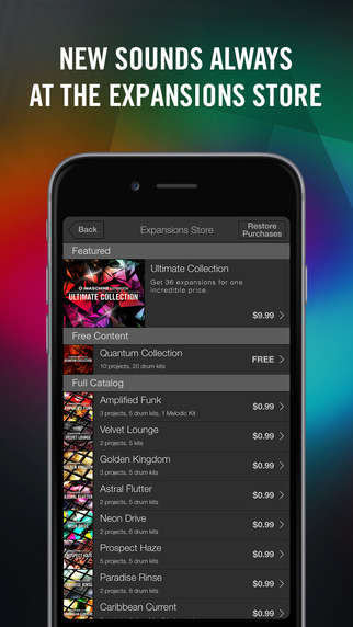 Digital Music Production Apps