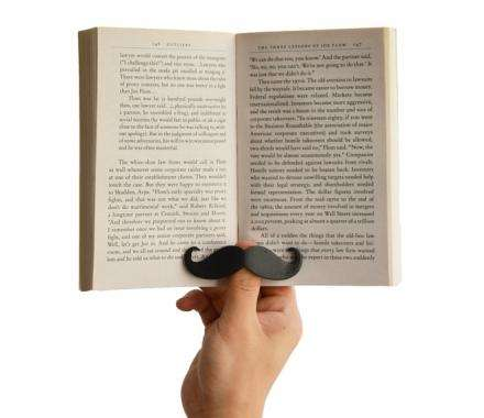 Facial Hair Book Accessories