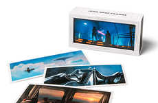 Sci-Fi Franchise Postcards - This Star Wars Boxed Postcard Set Features Over 100 Postcards