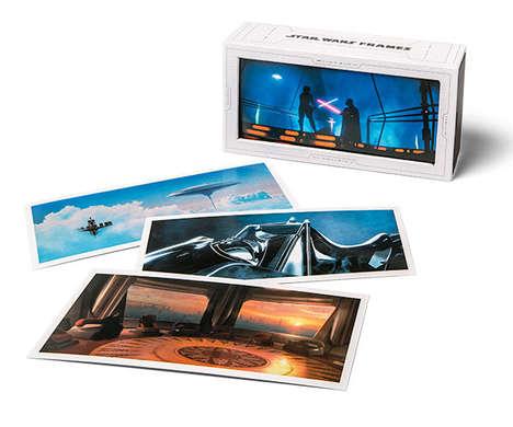 Sci-Fi Franchise Postcards