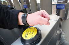 Contactless Commuter Wearables - c2c Trains Use bPay Wristbands to Facilitate Easy Travel Payments