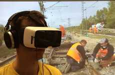 Railway Recruiting Simulators - Deutsche Bahn's Employee Training Program is VR-Powered