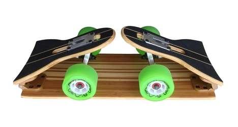 Modular Skateboards
