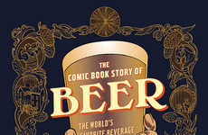 Beer-Based Comic Books