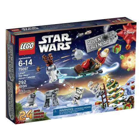 Sci-Fi Toy Calendars - This Star Wars Advent Calendar Presents a New Sci-Fi Toy Each Day
