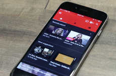 Music Video Streaming Apps - The YouTube Music App Lets You Switch Between Video and Audio for Songs